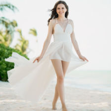 Ольга и Владимир | WedDesign – Свадьба в Доминикане