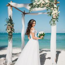 Валерия и Алексей | WedDesign – Свадьба в Доминикане