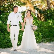 Владислав и Регина | WedDesign – Свадьба в Доминикане