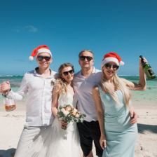 Яна и Анатолий | WedDesign – Свадьба в Доминикане