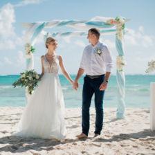 Алексей и Анна | WedDesign – Свадьба в Доминикане