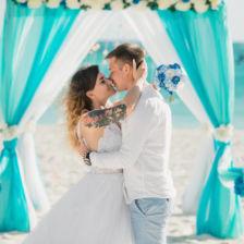 Дмитрий и Алина | WedDesign – Свадьба в Доминикане