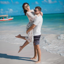 Никита и Арина | WedDesign – Свадьба в Доминикане