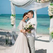 Ольга и Артем | WedDesign – Свадьба в Доминикане