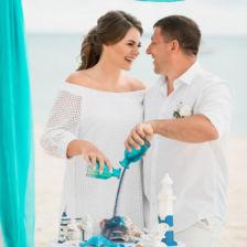 Саша и Юля | WedDesign – Свадьба в Доминикане