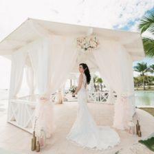Екатерина и Владимир | WedDesign – Свадьба в Доминикане