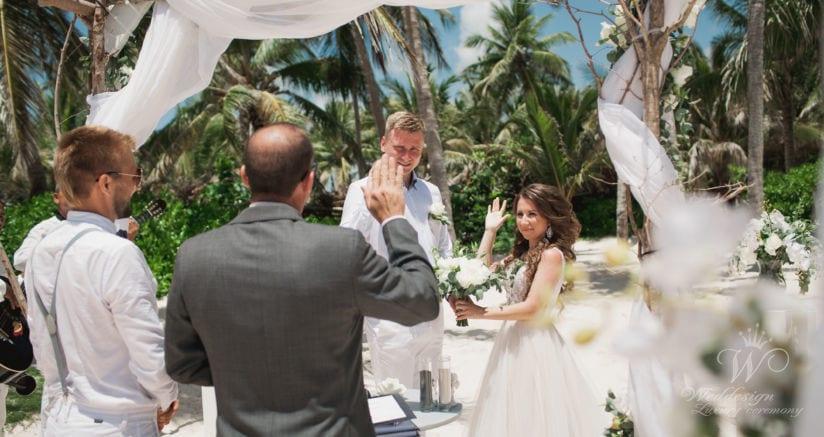 Фотосессия в ДоминиканеWedDesign | Свадьба в Доминикане