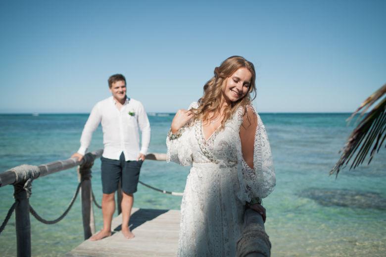 Свадьба в Доминикане Яны Матвейко и Артёма Матрёнина