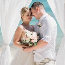 Андрей и Наталья | WedDesign – Свадьба в Доминикане