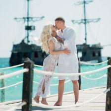 Карина и Максим | WedDesign – Свадьба в Доминикане