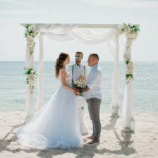 Катерина и Андрей | WedDesign – Свадьба в Доминикане