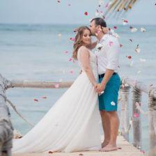 Ксения и Евгений | WedDesign – Свадьба в Доминикане