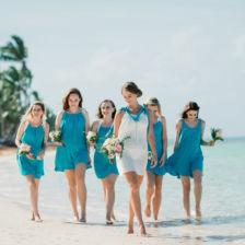 Яна и Никита | WedDesign – Свадьба в Доминикане