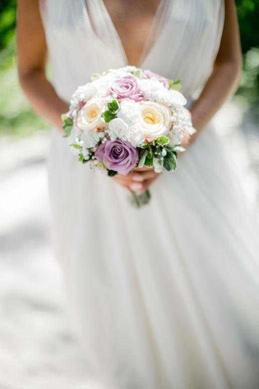 Свадебный букет – WedDesign – Свадьба в Доминикане