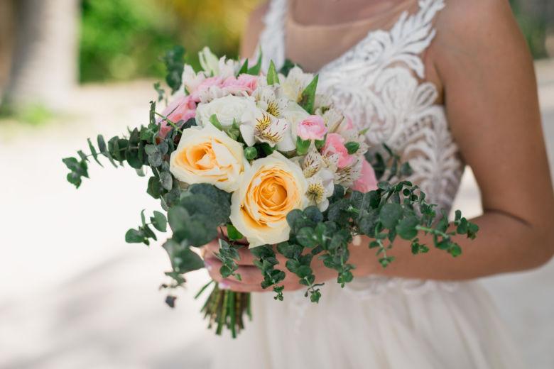 Букет невесты – WedDesign – Свадьба в Доминикане