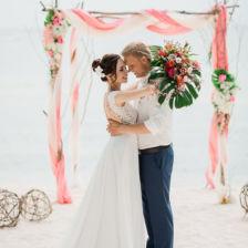 Анна и Никита | WedDesign – Свадьба в Доминикане