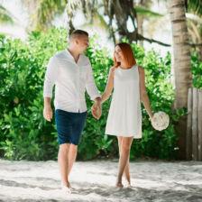 Владимир и Юлия | WedDesign – Свадьба в Доминикане