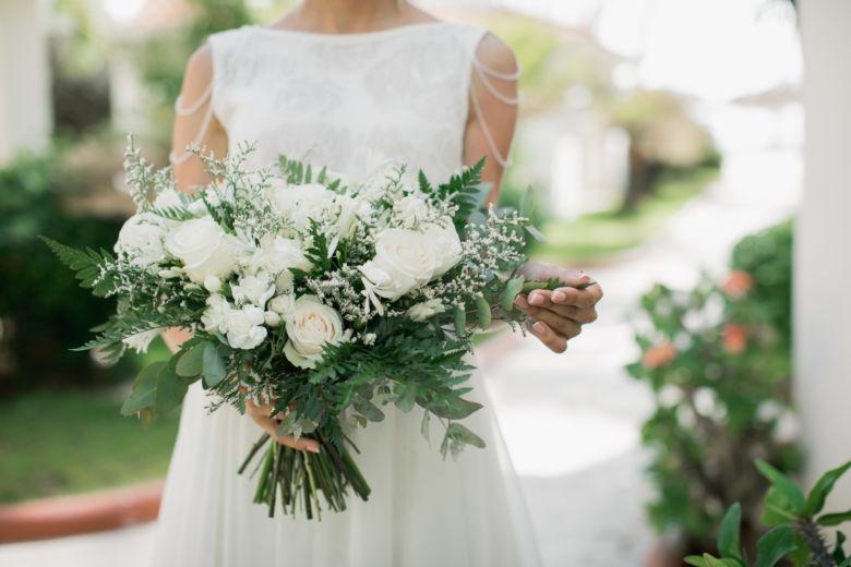 Растрепыш с лимониумом – WedDesign – Свадьба в Доминикане