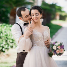 Давид и Асмики | WedDesign – Свадьба в Доминикане