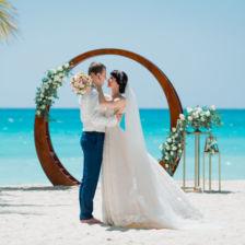 Дмитрий и Мария | WedDesign – Свадьба в Доминикане