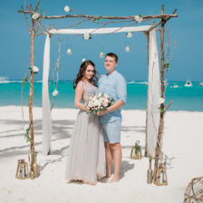 Екатерина и Дмитрий | WedDesign – Свадьба в Доминикане