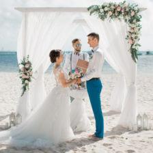 Екатерина и Сергей | WedDesign – Свадьба в Доминикане