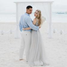 Елена и Алексей | WedDesign – Свадьба в Доминикане