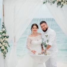 Кристина и Владимир | WedDesign – Свадьба в Доминикане