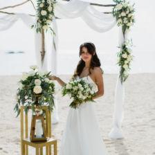 Лилия и Динар | WedDesign – Свадьба в Доминикане