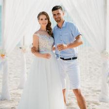 Никита и Марина | WedDesign – Свадьба в Доминикане
