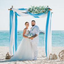 Роман и Яна | WedDesign – Свадьба в Доминикане