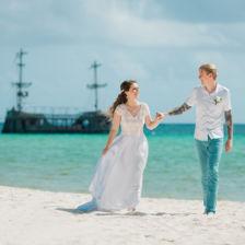 Татьяна и Константин | WedDesign – Свадьба в Доминикане
