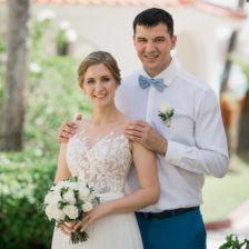 Вероника и Тимур | WedDesign – Свадьба в Доминикане