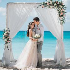 Юлай и Алёна | WedDesign – Свадьба в Доминикане