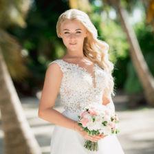 Юлия и Сергей | WedDesign – Свадьба в Доминикане