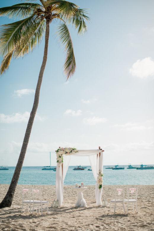 Искусственные цветы – WedDesign – Свадьба в Доминикане