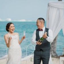 Егор и Лариса | WedDesign – Свадьба в Доминикане