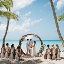 Эвелина и Ренат | WedDesign – Свадьба в Доминикане