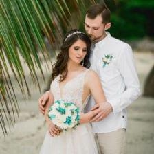 Марина и Павел | WedDesign – Свадьба в Доминикане