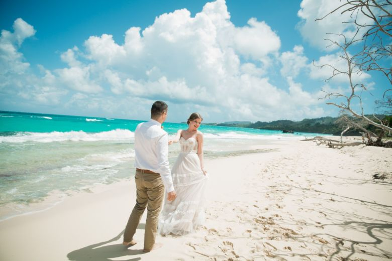 Свадьба на полуострове Самана в Доминикане – WedDesign – Церемония в Доминиканской Республике