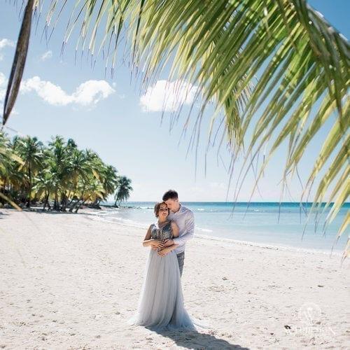Лина и Евгений   WedDesign – Свадьба в Доминикане