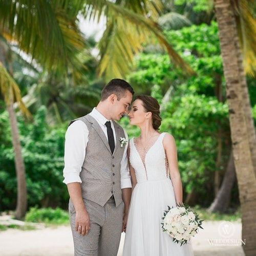 Алексей и Ирина   WedDesign – Свадьба в Доминикане