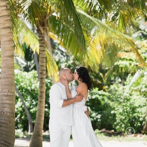 Егор и Ирина   WedDesign – Свадьба в Доминикане