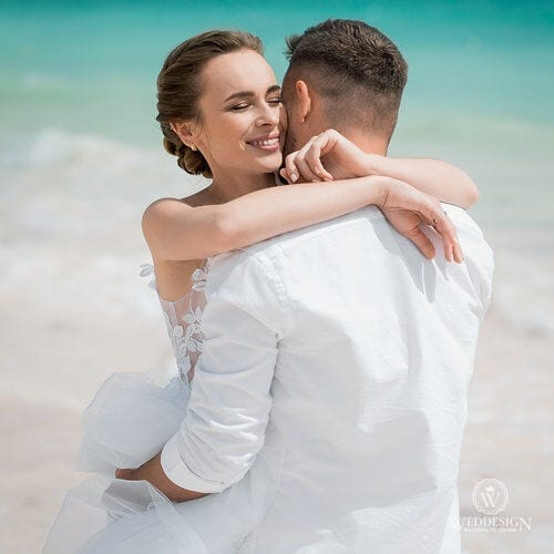 Карина и Егор   WedDesign – Свадьба в Доминикане