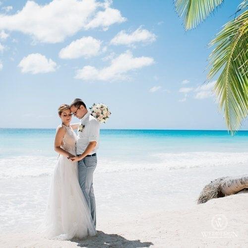 Лилия и Тимофей   WedDesign – Свадьба в Доминикане